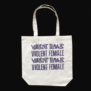 violent female totebag / VIOLENT FEMALE