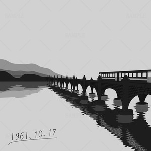 鉄道のある風景 時を越えて(SAMPLE)