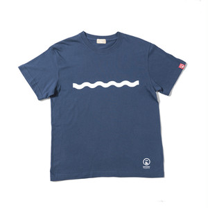 5.6オンス BASIC T-Shirt - WAVE