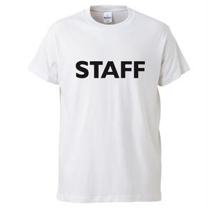 汎用格安スタッフTシャツ(フロントプリント)