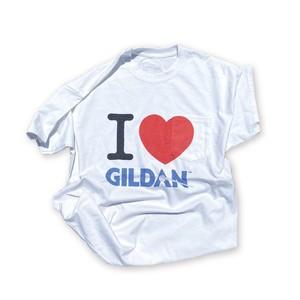 I LOVE GILDAN TEE
