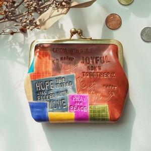 スリムがま口財布 -Wonderland- LE-1338