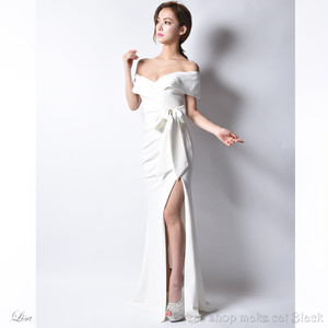 (9号) 3色展開 ロングドレス ¥25,704-(税込) キャバドレス ドレス パーティー イルマ IRMA 75132