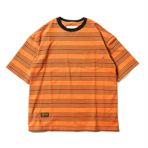 Tightbooth BOARDER T-SHIRT ORENGE XL