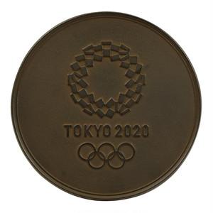 南部鉄器【岩手県】 瓶敷/大(茶) 東京2020オリンピックエンブレム