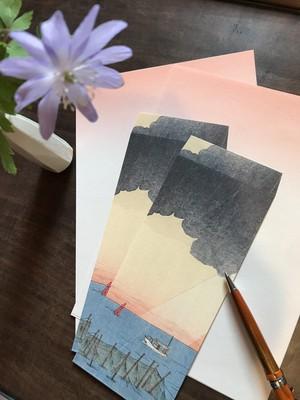絵封筒「Karakoto」