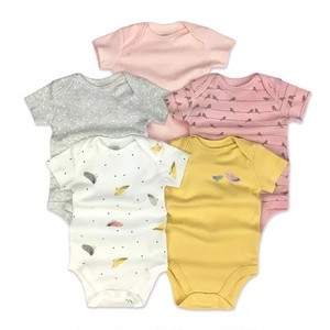 Rompers  Small bird 5pieces set