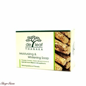 de leaf THANAKA/タナカ ソープ Moisturizing & Whitening Soap 100g