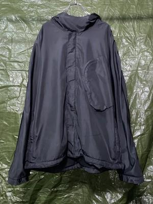 1990s DKNY NYLON HOODED JACKET