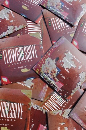 FLOWGRESSIVE STICK OUT DVD