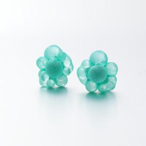 bubble pierce green