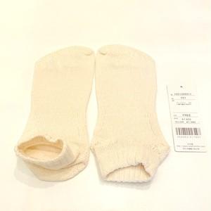 Japanese WASHI Paper Socks Off White