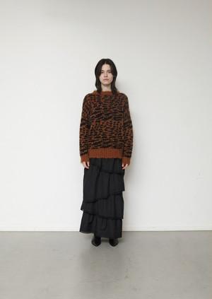 【予約】Animal JQ oversized pullover