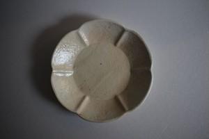 古谷浩一(古谷製陶所)|鉄散押型輪花浅鉢 小