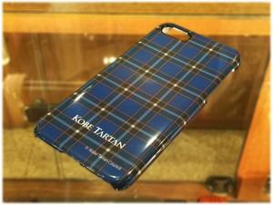 KOBE TARTAN        神戸タータン           iPhoneケース