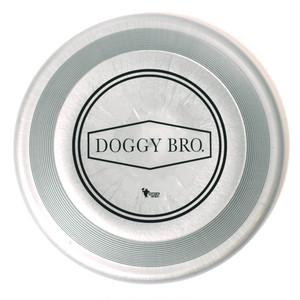 DOGGY BRO.(ドギーブロ) ロゴディスク/シルバー(L)