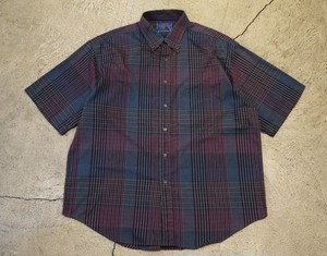 USED Pendleton S/S shirt XL made in USA S0441
