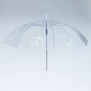 猫村さんのビニール傘