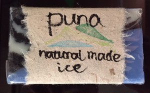 【puna soap】 ice