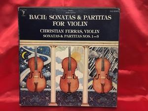 フェラス バッハの無伴奏