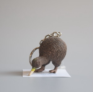 "Animal Keyring ""Kiwi"" アニマルキーリング ""キーウィ"""