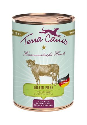 テラカニス【グレインフリー総合栄養食】仔牛肉
