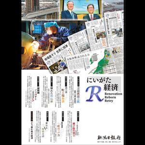 電子スクラップ「にいがた経済R」完全版(第1~6部セット)