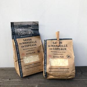 """"""" La Corvette Marseille Soap Chips  / マルセイユ ソープチップス エクストラピュア 750g """""""