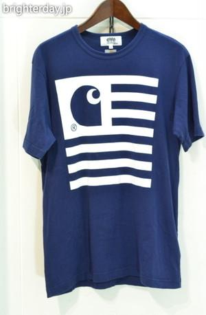 JUNYA WATANABE CdG MAN × CARHARTT Tシャツ