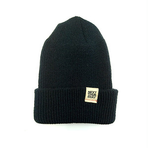 THURSDAY - NEXT BEANIE (Black)