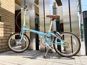 DAHON 折りたたみ自転車 Boardwalk D7