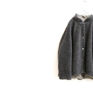 ウールシープボアジャケット