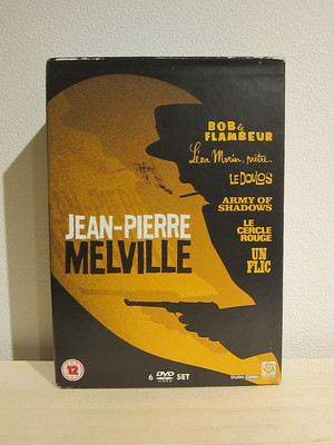 【dvd】jean-pierre melville/ジャン=ピエール・メルヴィル