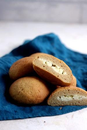 低糖質丸パン・クリームチーズ入りシナモンロール(5個セット)Keto Cinnamon Roll Bread with Cream Cheese - 5 Pieces