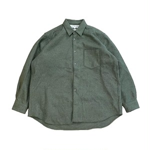 【used】COMME des GARCONS SHIRT 90s ポリ不織布シャツ