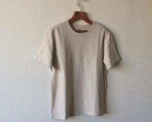 オーガニックコットン使用 炭のTシャツ 【半袖 Sサイズ】