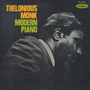 Thelonious Monk ‎/ Modern Piano (LP)