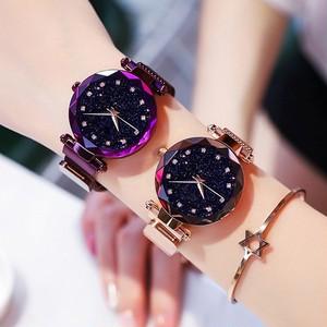 【小物】超目玉大人気韓流ファッション・シンプル星空腕時計