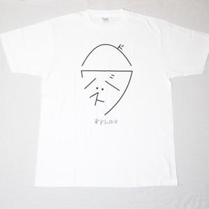 【あるだけ一点商品】黄昏35 おどれるよTシャツ 黒