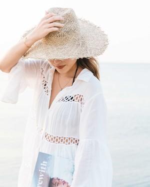 Sunny Shade Shirt Dress