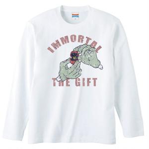 [ロングスリーブTシャツ] immortal the gift