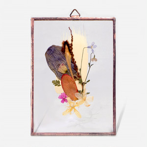 Botanical Frame S020(A_Copper)