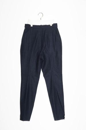 jun mikami - linton tweed tight pants