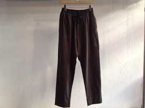 "30%OFF theSakaki""imagi甲下Tapered Pants BROWN"""