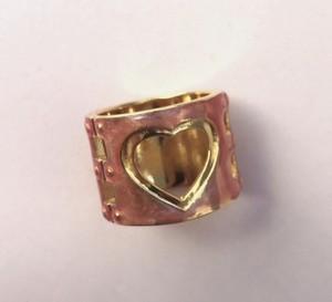 handcuffs RING #0123  ハンドカフスリング/ゴールド・ピンク