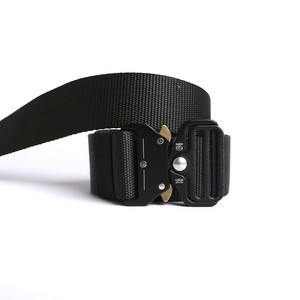 NYLON BELT BLACK