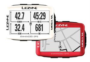 LEZYNE MEGA XL GPS ( Special Edition )