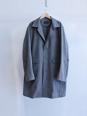 Garage.U.W Exclusive Reciprocity VINTAGE TWILL ATELIER COAT
