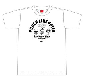 パンチラインフェチズ×UNITE9 コラボTシャツ!!