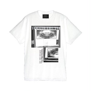 ILL IT × ARISAK - TOOTH TRUTH TEE (WHITE) -
